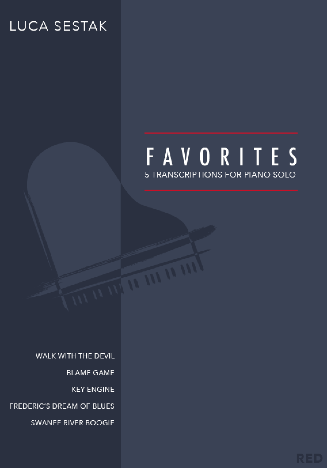 Favorites Cover